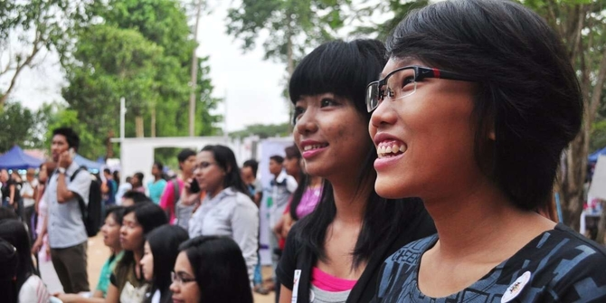 What is it like to be a young female activist in Myanmar?