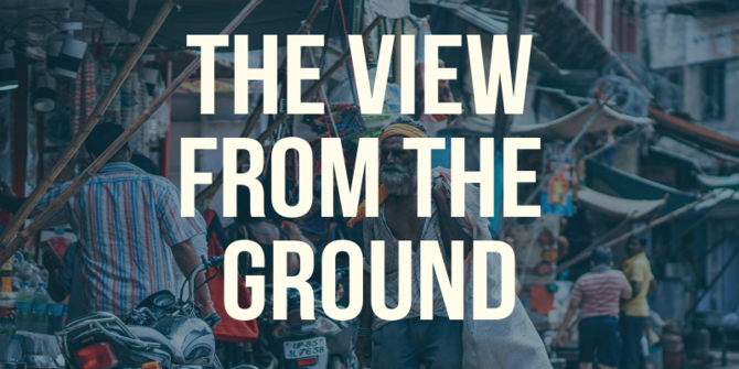#LSEIndia2019 | Election Video Series: The View from the Ground
