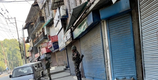 Long Read: 'Collective punishment and imprisonment': What is life really like inside the Kashmir state lockdown?