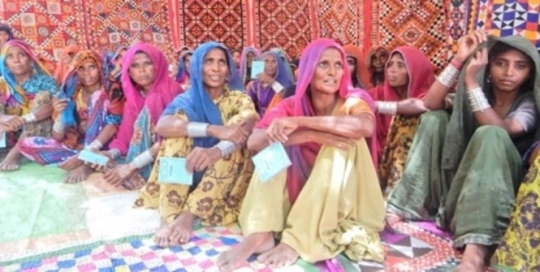 Rural women, financial inclusion and community investment funds in Pakistan: A successful pathway to sustainable development?