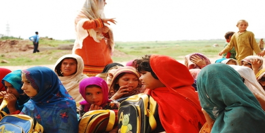 Afghan refugees in Karachi: Food insecurity of protracted refugee households