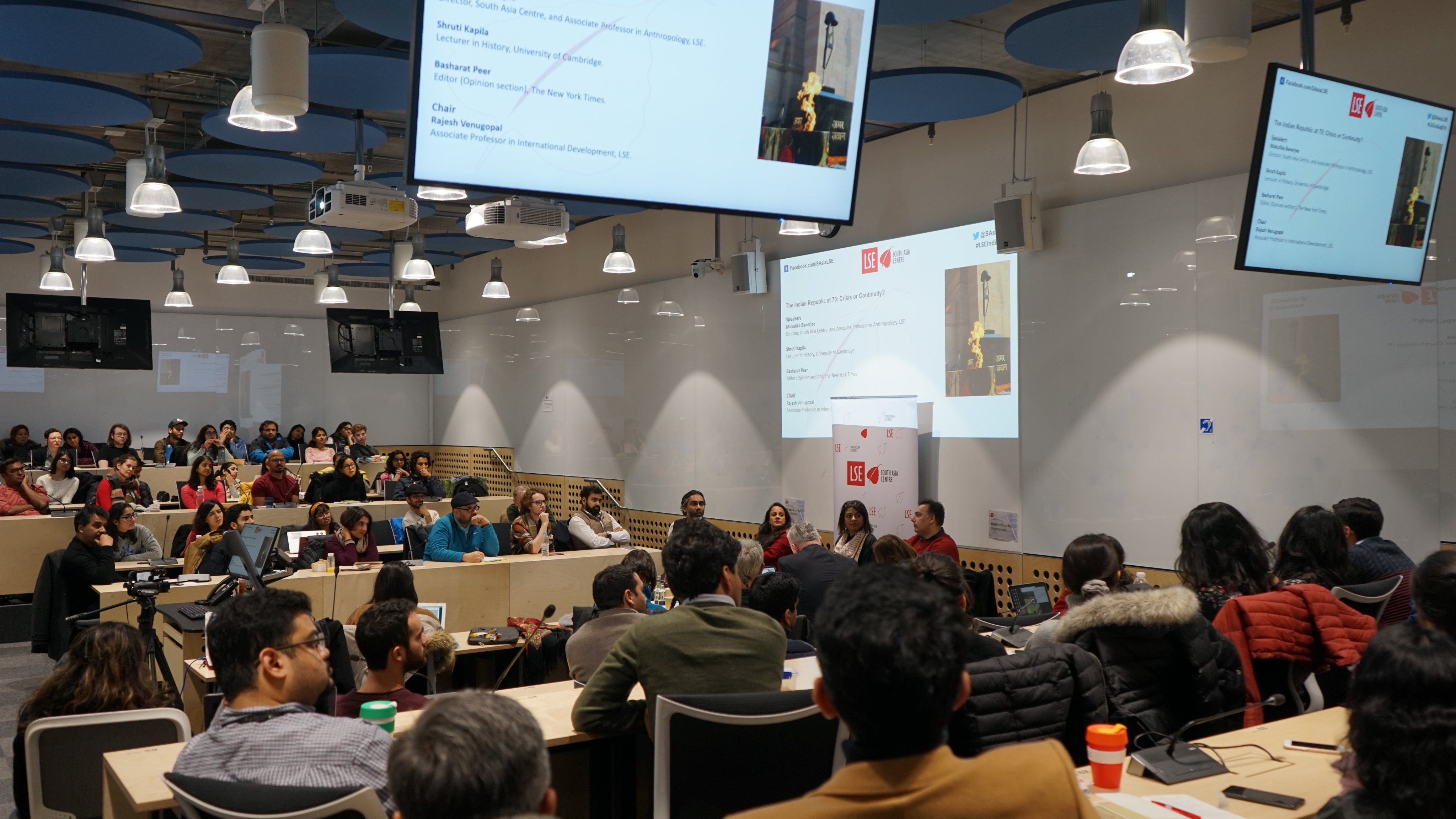 Event Summary: The Indian Republic at 70: Crisis or Continuity? | South Asia @ LSE