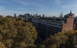 view from NAB over trees and city- credit Catarina Heeckt