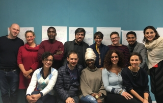 Atlantic Fellows group photo