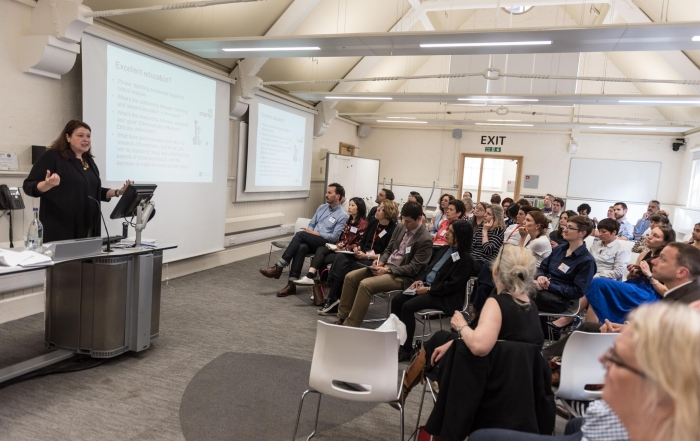 Reflecting on 2017/18: the Education Symposium, the LSE/LSESU Teaching Awards Evening and some examples of activities in academic departments