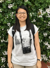Picture of undergraduate student Jennifer