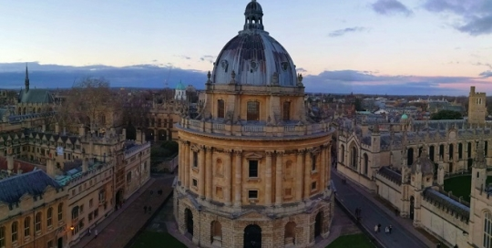 Oxford - a lot more to offer than Oxford University!