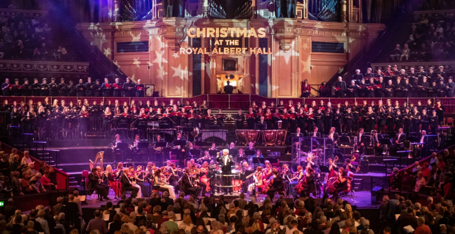 LSE Choir experience at the Royal Albert Hall