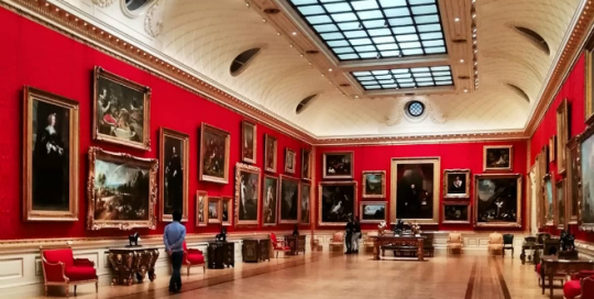 5 FREE spots to visit in Central London over Reading Week