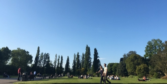 7 Best Parks and Green Spaces in London for Sunny Days