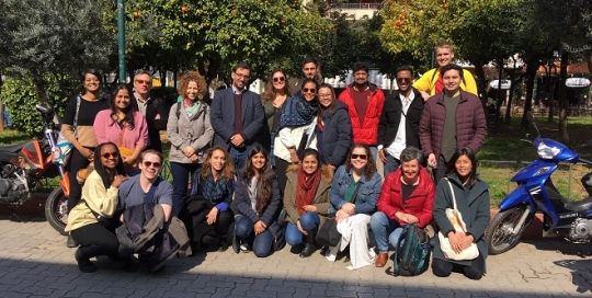 10 things about LSE's MSc. In City Design and Social Science