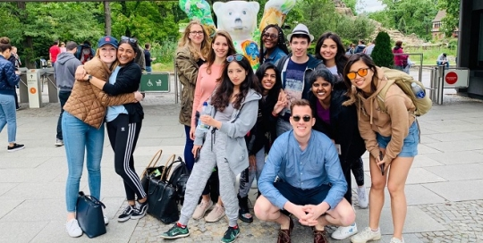 LSE Masters in Management Berlin Trip 2019