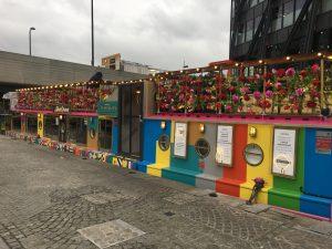 Regents canal pub