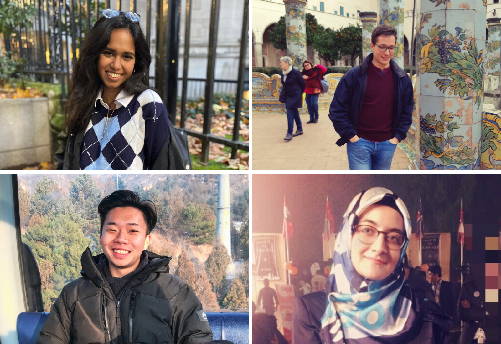 Meet some International History Master's Students Part I