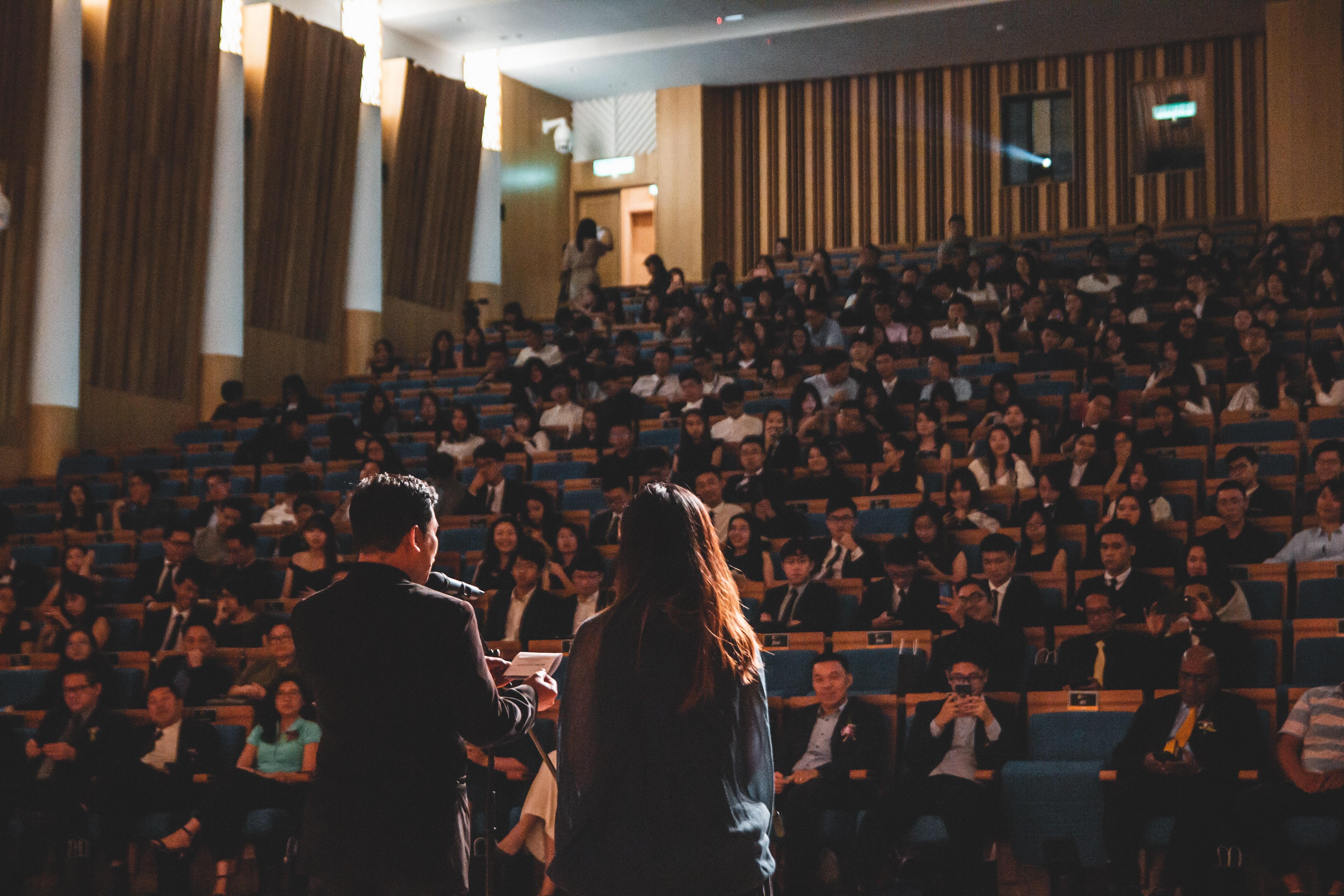 Presenting at Academic Seminars