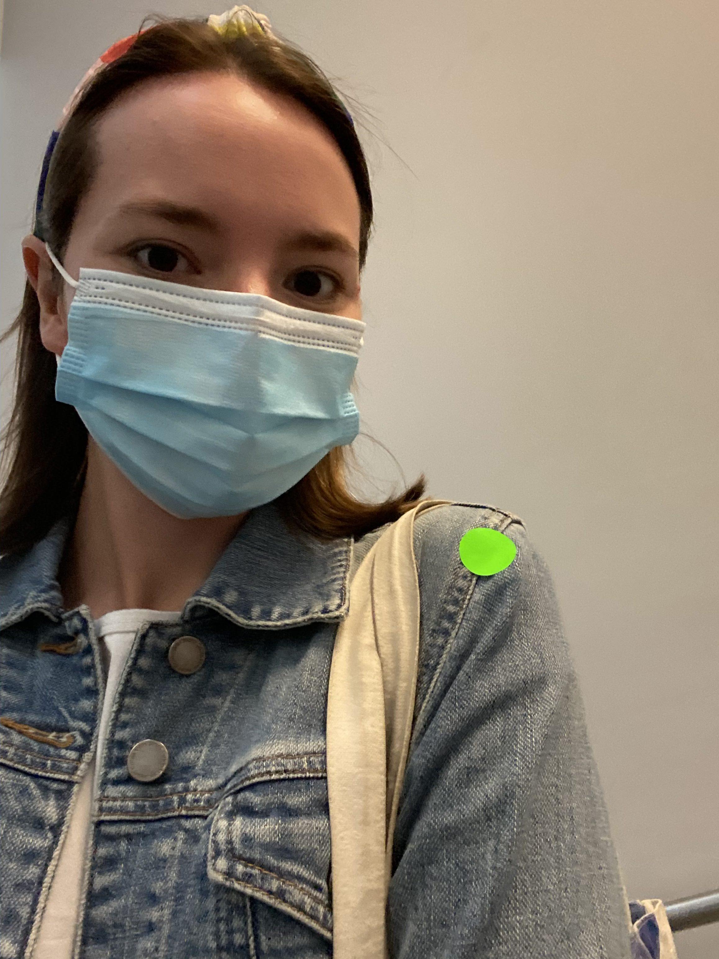 Getting My COVID-19 Vaccine