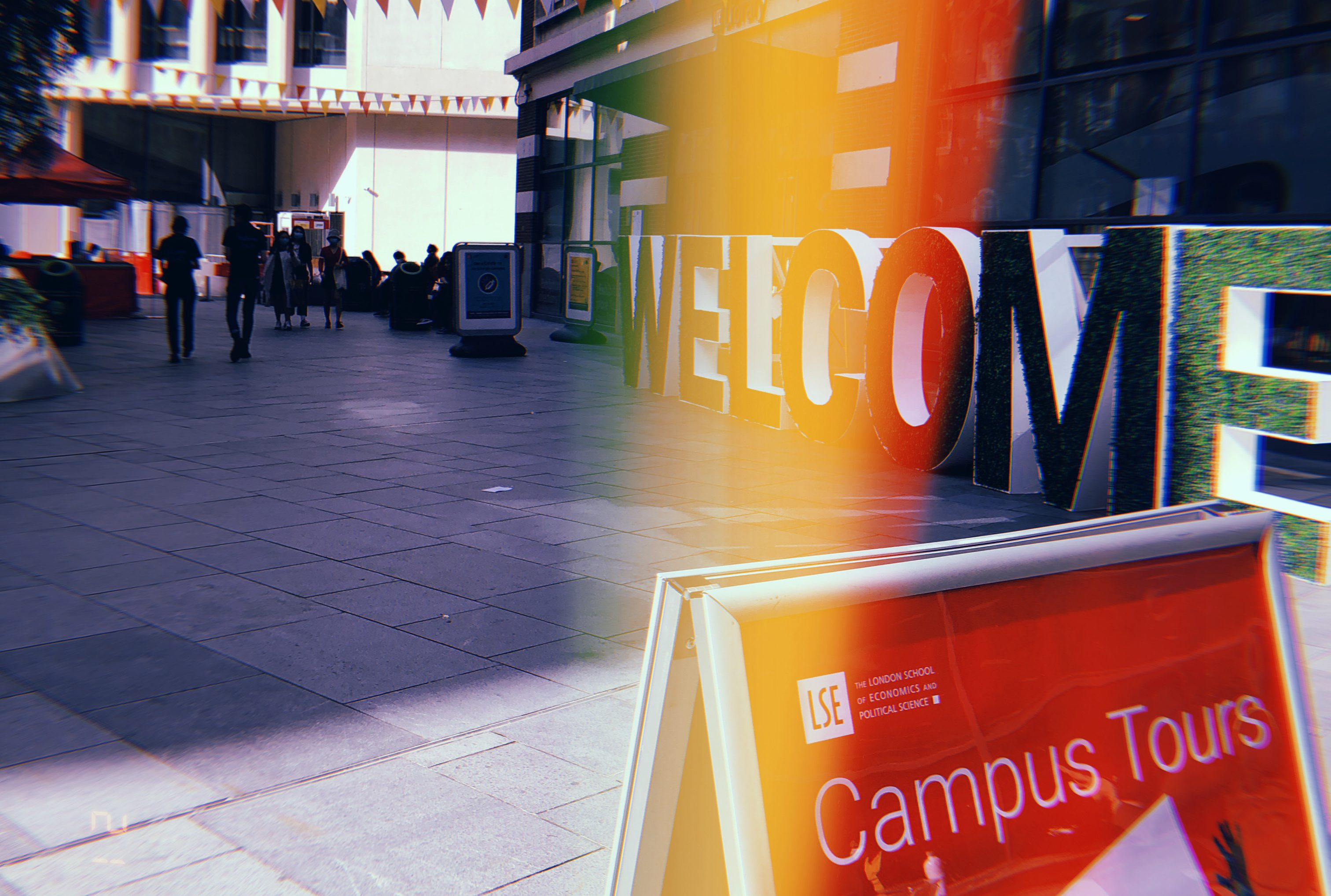Welcome Week: My Experience Giving Campus Tours