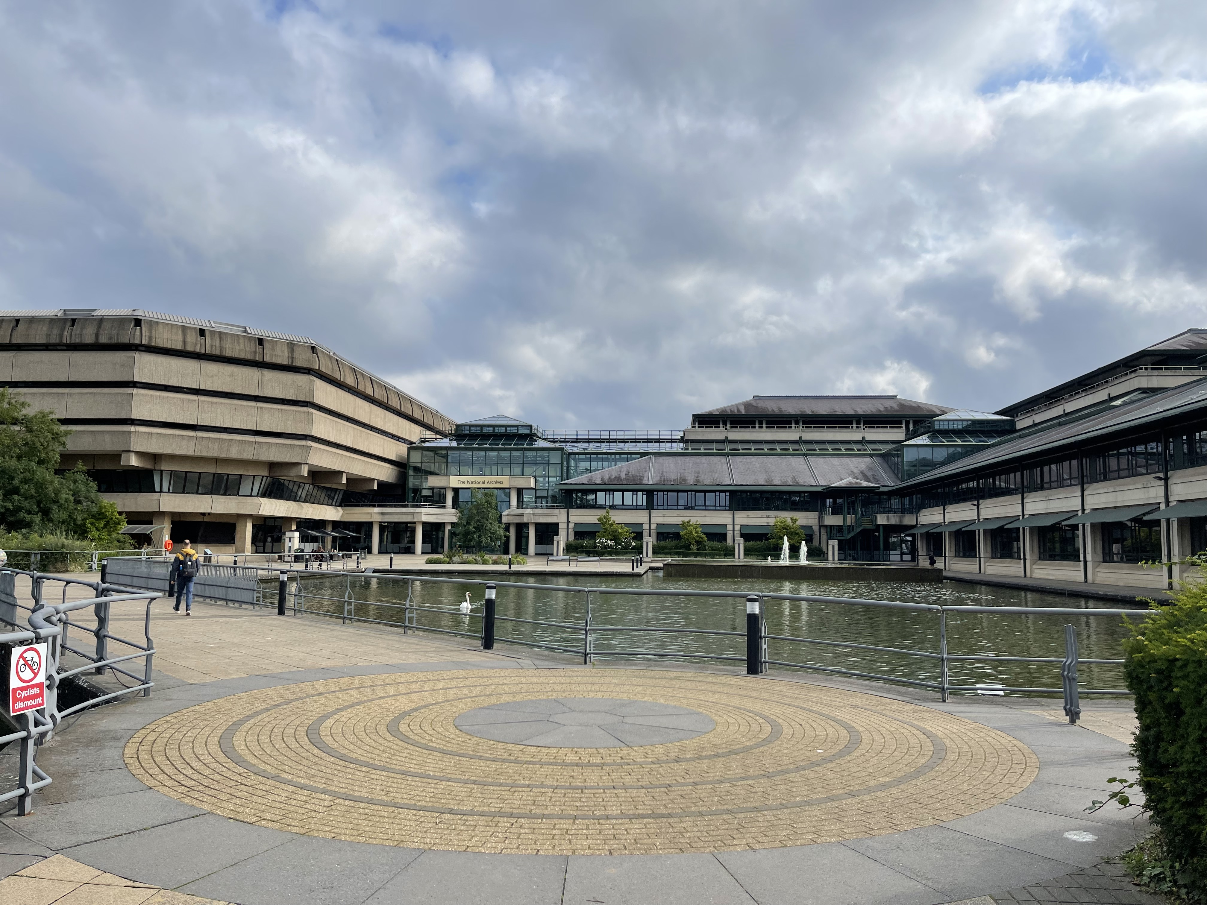 My First Trip to the UK National Archives
