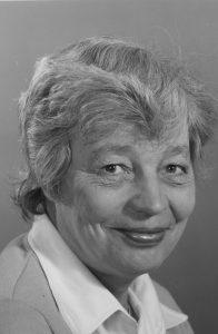 Professor Susan Strange