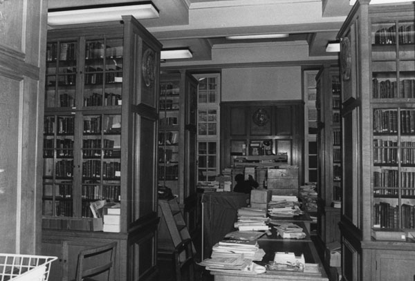 Old Library in the Old Building, c1978