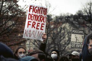Protestos na Rússia levantam questões sobre o papel das novas mídias na democratização 2