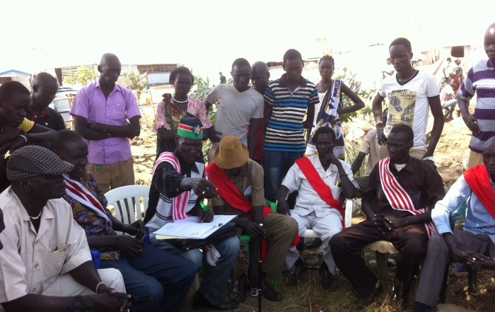 Chiefs' Courts: Protecting Civilians in South Sudan?