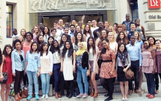 MSc Development Management Class of 2014-15