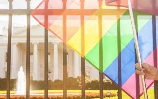 Pride Flag (Image Credit: Tony Webster on Flickr - https://www.flickr.com/photos/diversey/15675030330/)