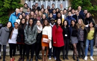 MSc Development Management at Cumberland Lodge