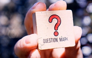 Question Mark via Karen Eliot (Flickr, licence: CC BY-SA 2.0)