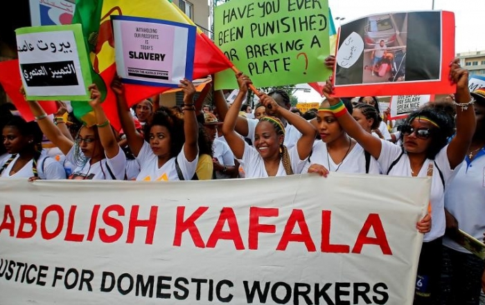 Migrant Domestic Workers in the Middle East: between state ignorance and obsolete laws