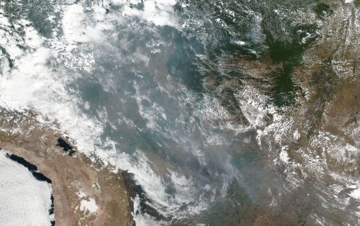 This isn't the first time fires have ravaged the Amazon