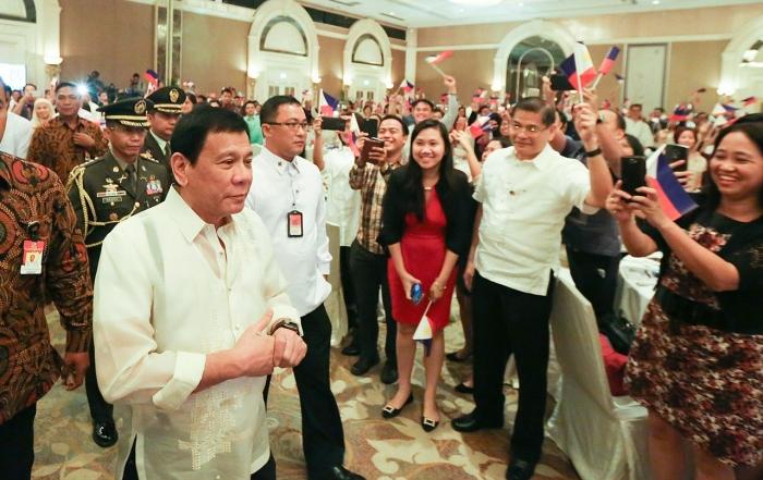 The political economy of Duterte's war on drugs