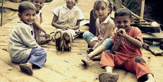 Poverty: The most pressing human rights issue