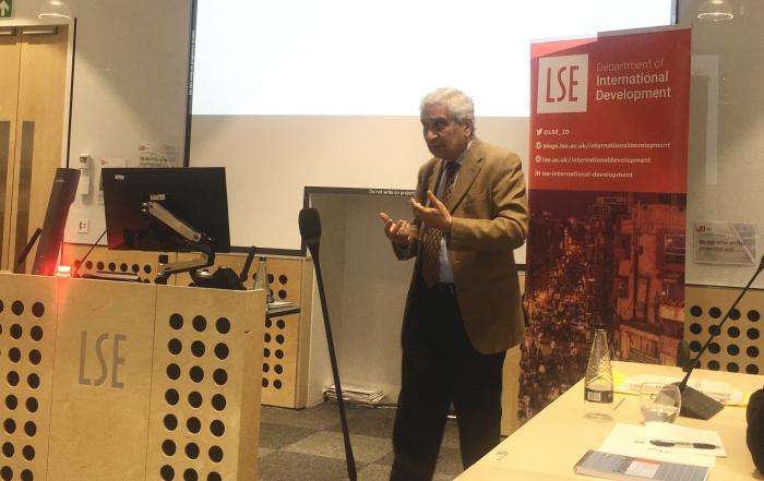 Deepak Nayyar on Asian Economic Transformation