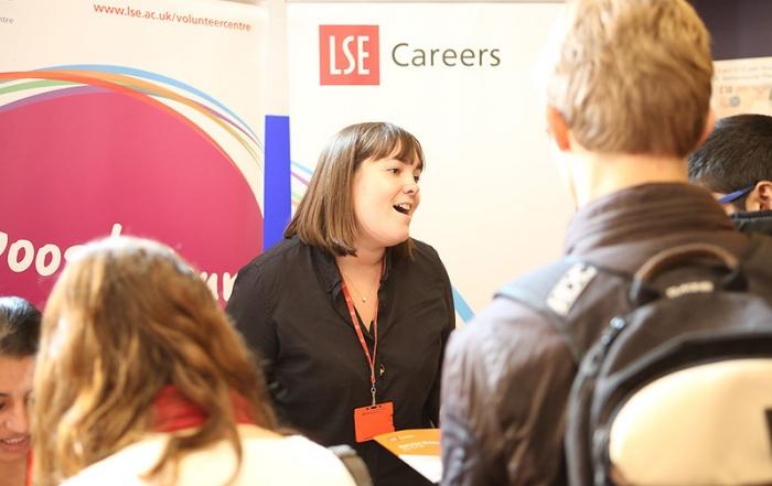 Career support for International Development students