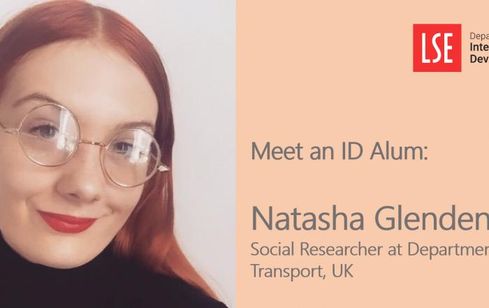Meet an ID Alum: Natasha Glendening