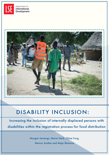 Student experience: Disability inclusion with the International Organisation for Migration (IOM)