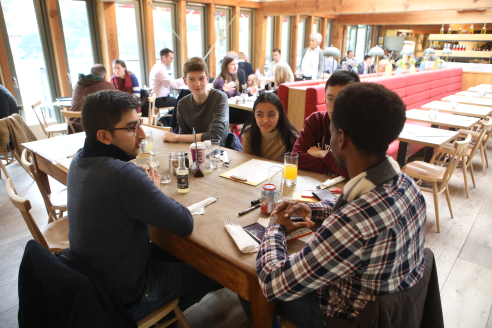 The benefits of growing your LSE network beyond the classroom