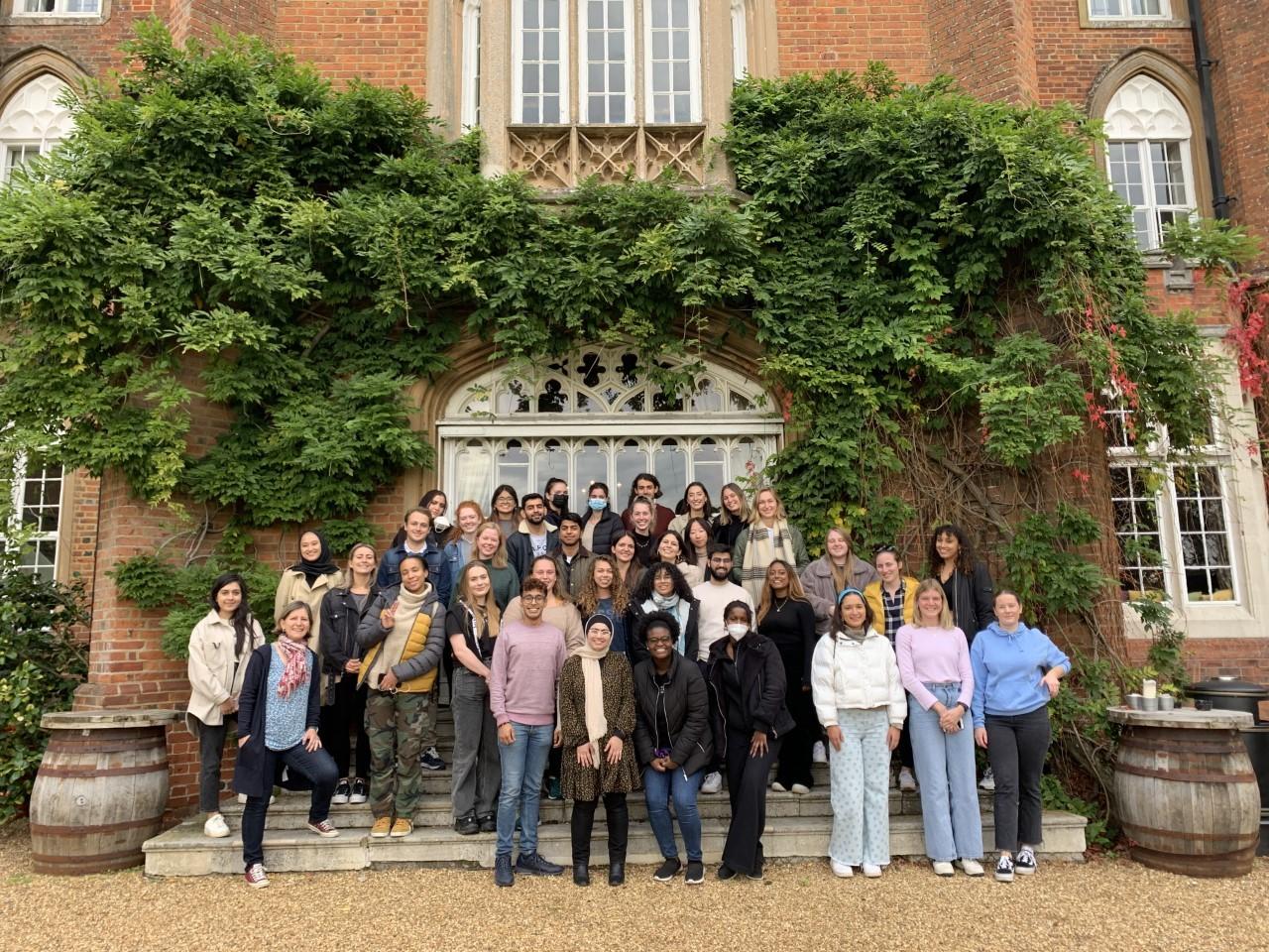 Student experience: Cumberland Lodge trip on Health, Politics and Development