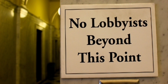 Paradoxically, stricter lobbying laws can actually hurt transparency. Here's how to improve them.
