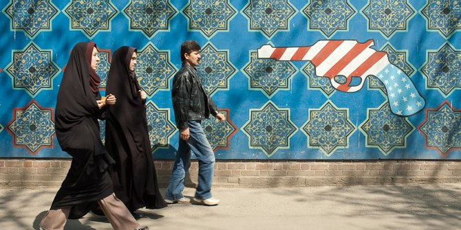 The Trump administration's labelling of the Islamic Revolutionary Guard Corps as a terrorist group highlights the United States' unfamiliarity with Iranian politics and society