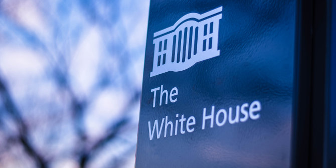 The White House has become Trump's House