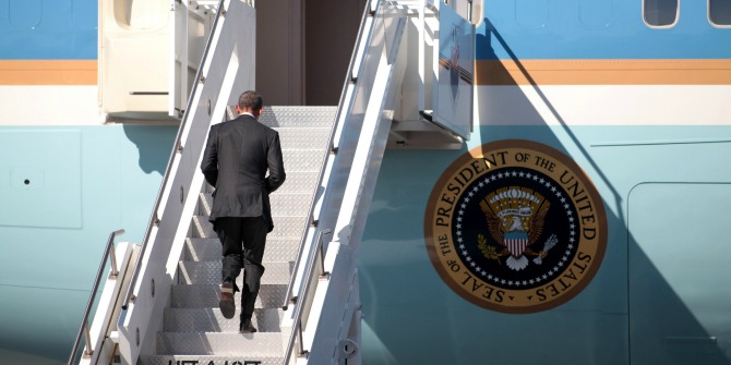 Obama's legacy is as a disappointingly conventional president