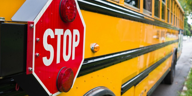 Portland Public School's 1970s one-way busing policies continue to influence student enrollment and transfer patterns today