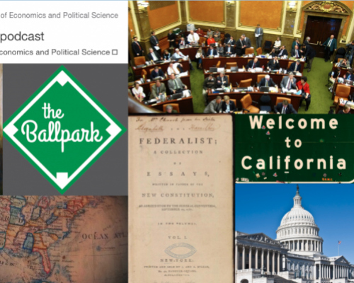 The Ballpark podcast Episode 7: Federalism, the longest lasting debate in America