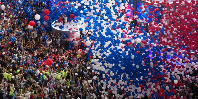 Primary Primers:Why rescheduling the Democratic NationalConventionislikely to benefitTrump