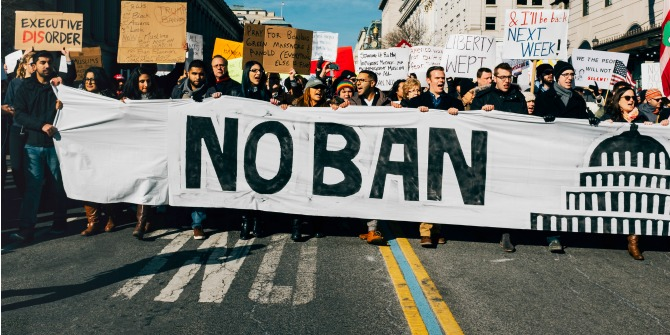 Why the 2017 Muslim Travel Ban could be a blessing in disguise for American Muslims