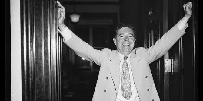 Donald Trump's presidency has a disturbing parallel in the political career of Huey Long