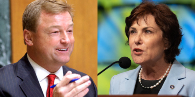 Democrat Jacky Rosen may have a good chance of flipping Nevada's Senate seat from flip-flopping Republican Dean Heller